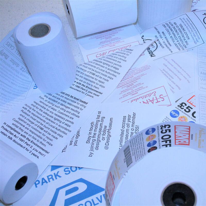Bespoke Printed Rolls