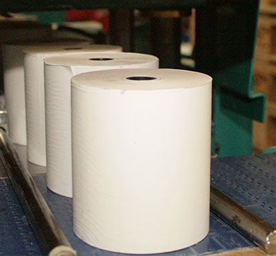 Paper till roll manufacture